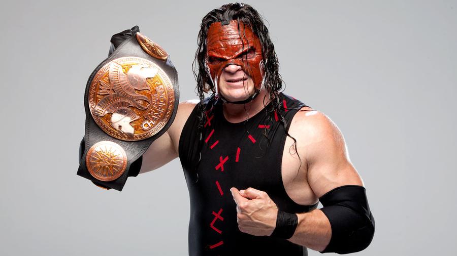 Kane Photostudio 9 Tag Team Champion by windows8osx
