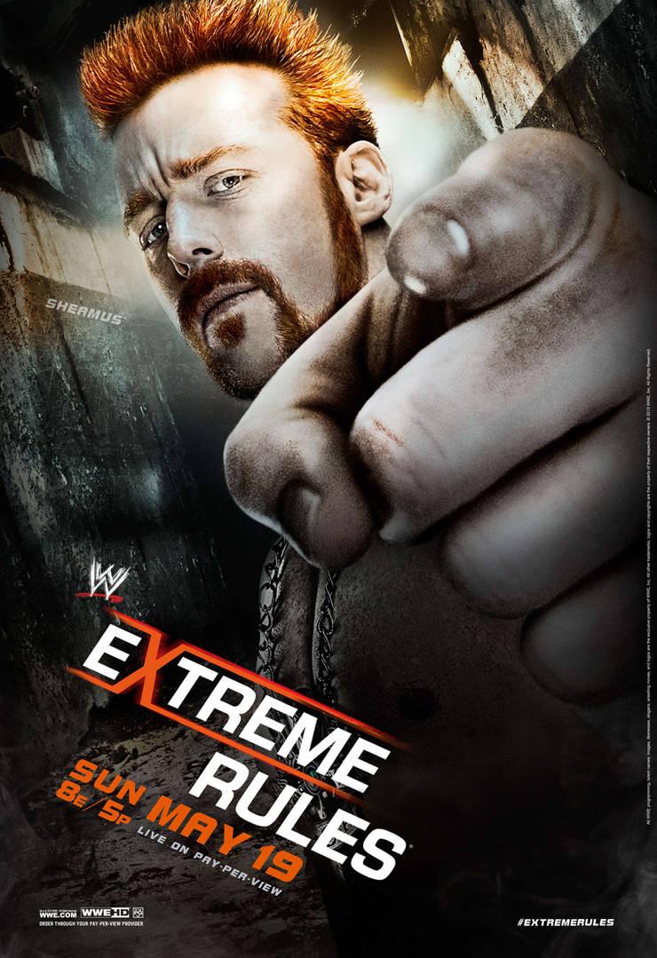 Resultado de imagen para extreme rules 2013 poster