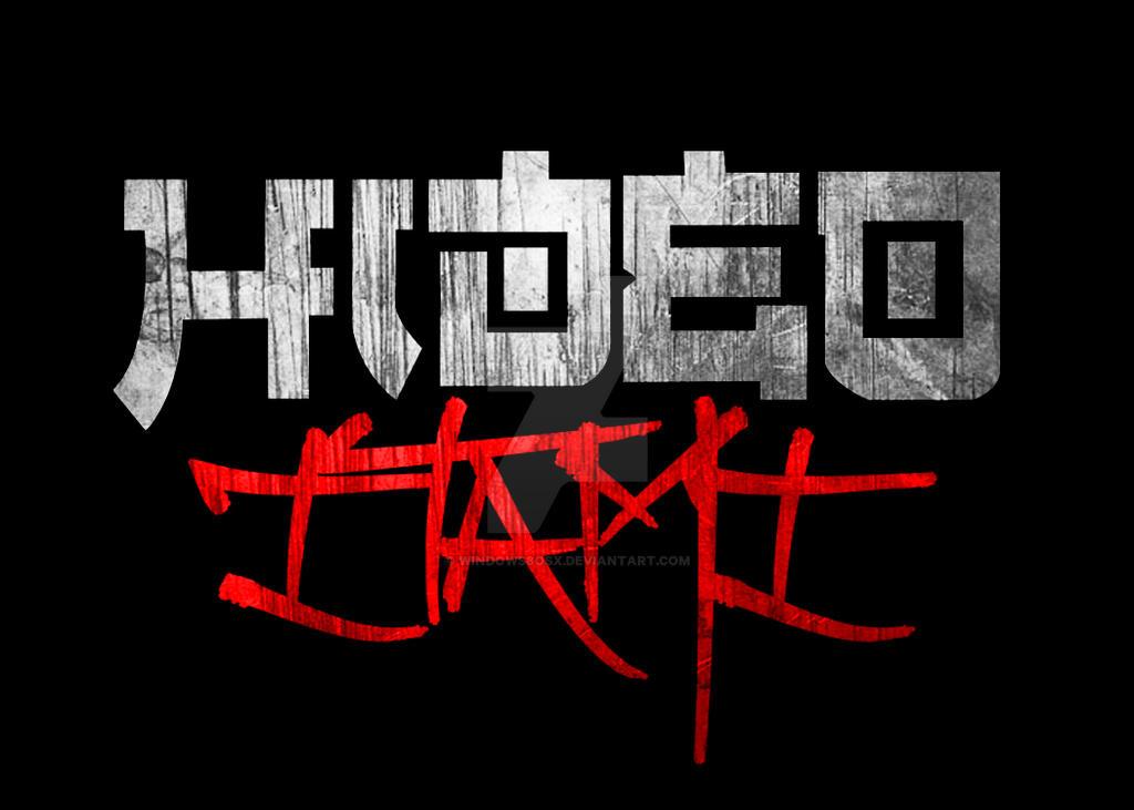 wwe nxt hideo itami custom logo by windows8osx on deviantart