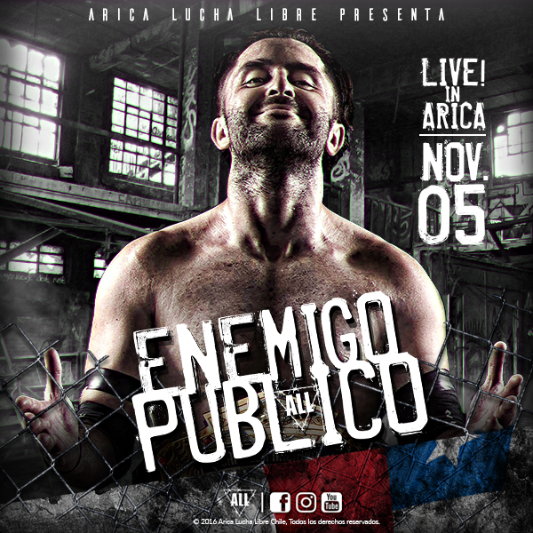 ALL Enemigo Publico 2016 feat. Eddie Vergara by windows8osx