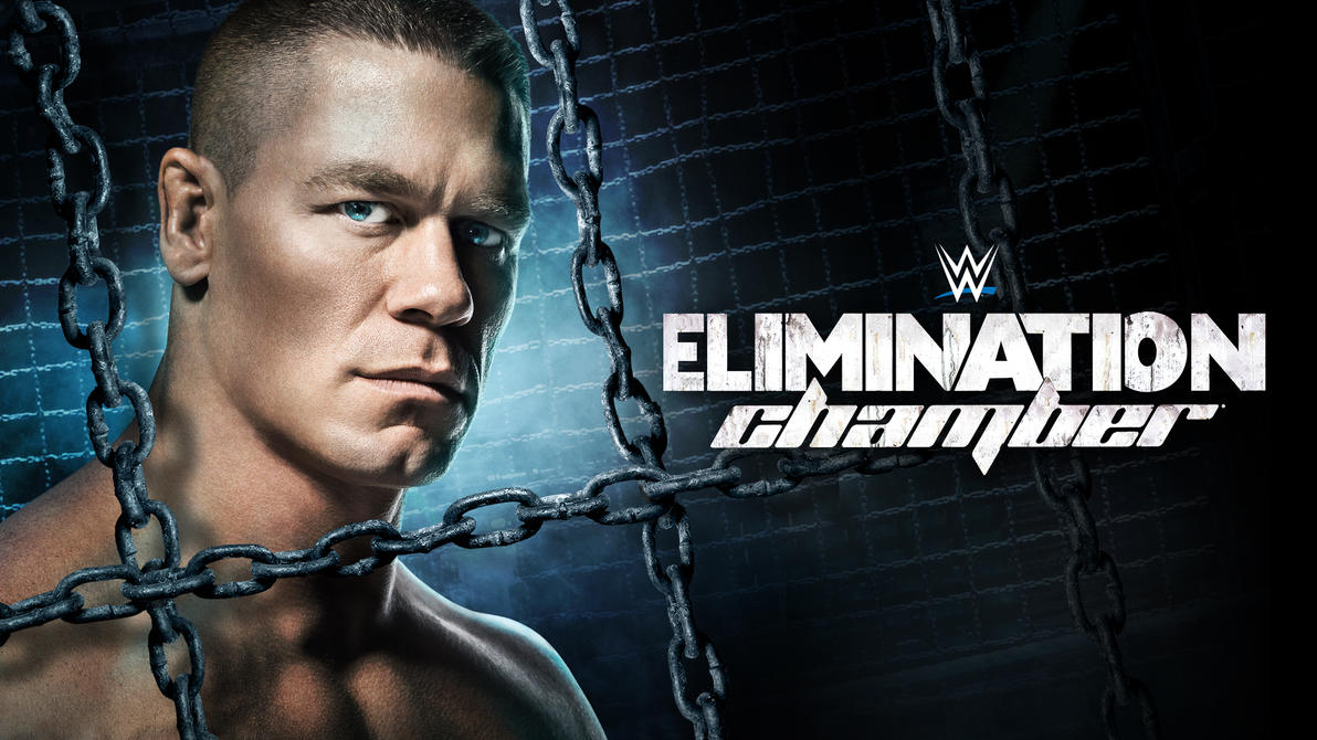 WWE Elimination Chamber 2017 feat. John Cena by windows8osx