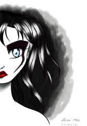 Blue Eyes by SherriRose
