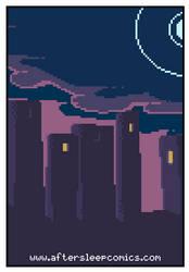 After Sleep Comics - Unseen by CommunityError