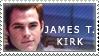 James T. Kirk by TrekkyStamps