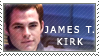 James T. Kirk by TrekkyStamps