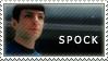 Spock by TrekkyStamps