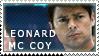 Leonard Mc Coy by TrekkyStamps