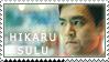 Hikaru Sulu by TrekkyStamps