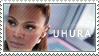 Uhura by TrekkyStamps