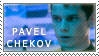 Chekov by TrekkyStamps