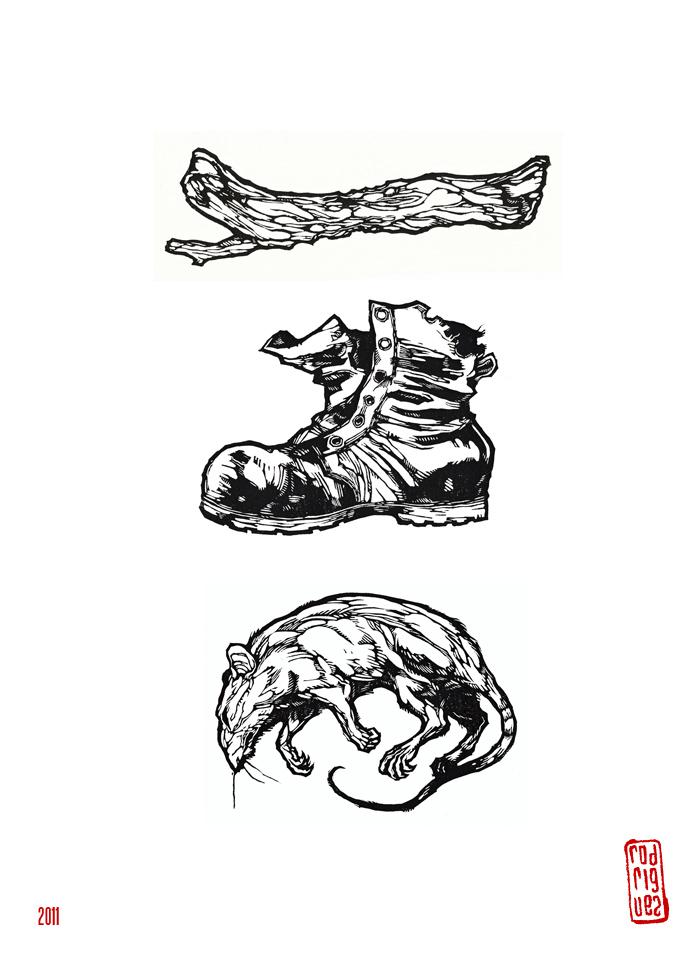Gifts by grungepuppy