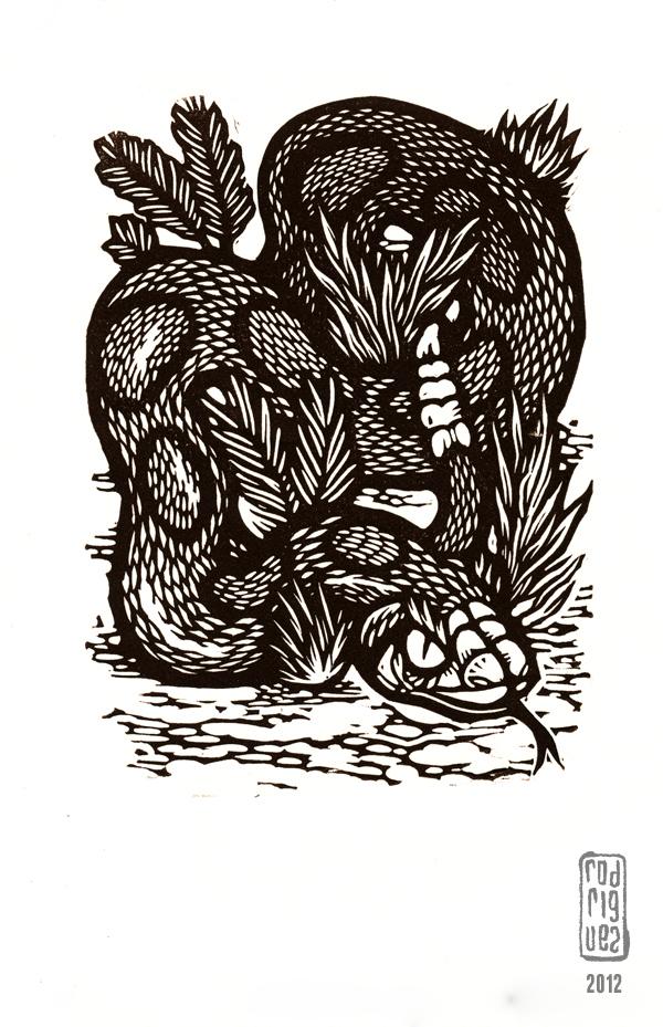 Rattler by grungepuppy