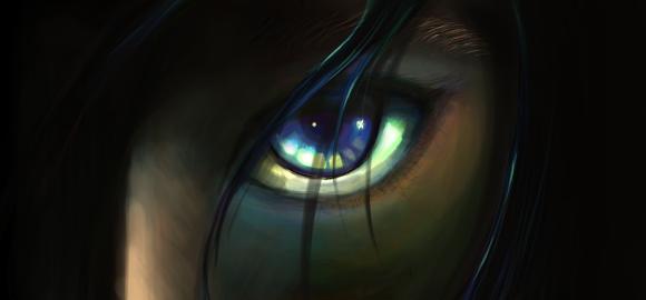Eye by Alantyn