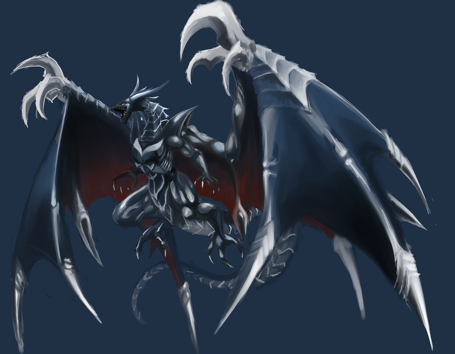 Bahamut Final fantasy by Alantyn
