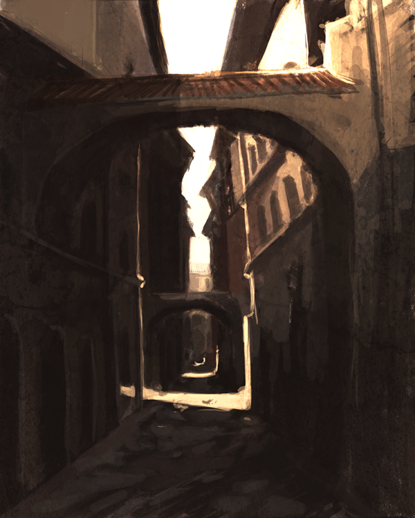 [Trama] El Camino Pródigo - Página 3 Medieval_street_by_alantyn-d4bmcki