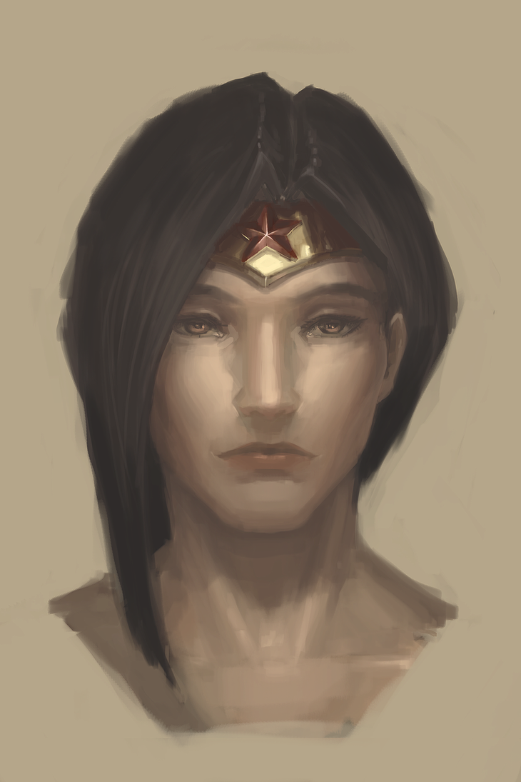 Wonderwomandev by Alantyn