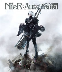NieR: Automata by MaltexBaby