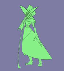 Wicked Witch WIP