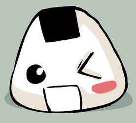 onigiri - BLISS mascot by Kairisia