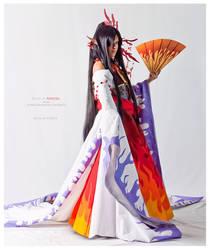 TRC: ashura-ou by Kairisia