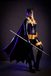 BATGIRL: here we go! by Kairisia