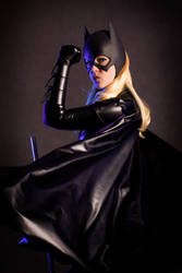 BATGIRL: you don't want to mess with me! by Kairisia