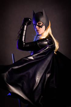 BATGIRL: you don't want to mess with me!
