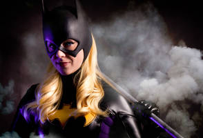 BATGIRL: positive outlook!
