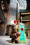 Transistor: They're after you!