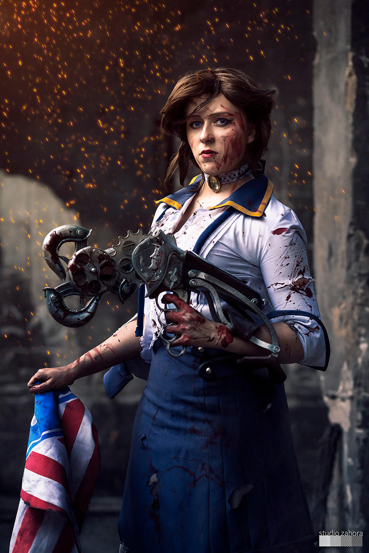 BIoshock Infinite: Collapsing by Kairisia