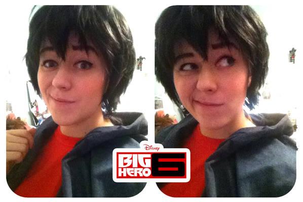 Hiro makeup test!