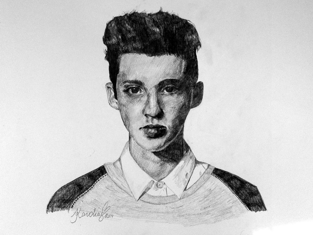 Troye Sivan by Karokas
