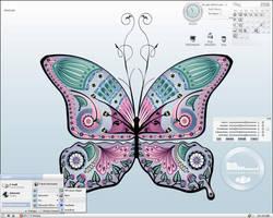 My Butterfly Desktop