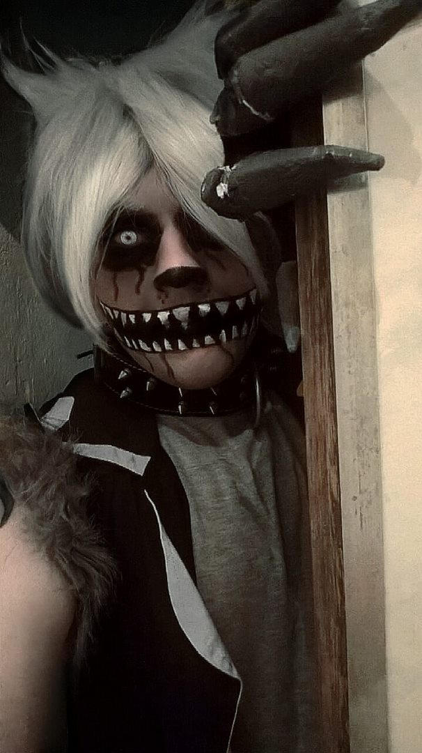 Twisted Wolf Cosplay