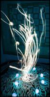 Light painting by Cirius34
