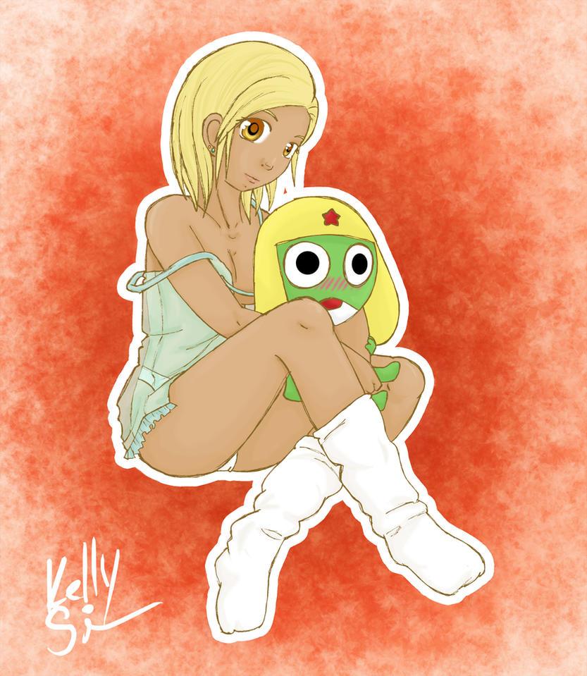 That lucky frog by StummerVogel