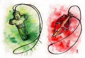 Amulets  by Hardia-999