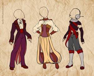 Metropolice-style fashion