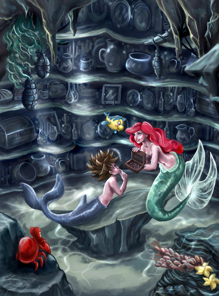 The Mermaid's Grotto