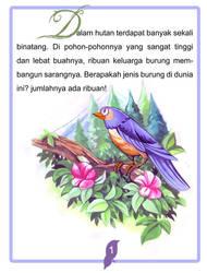 Birdie 2 by babalisme