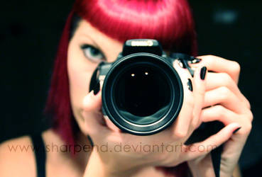 Another photografer by sharpend