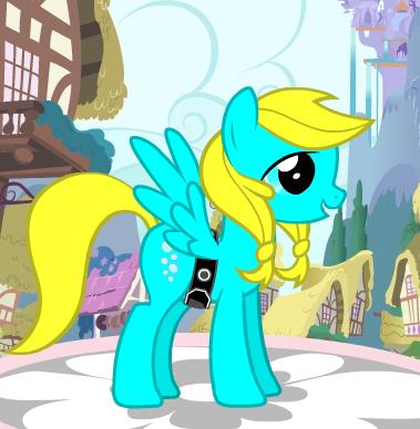 Bubbles (PPG) Pony by Brelia9794