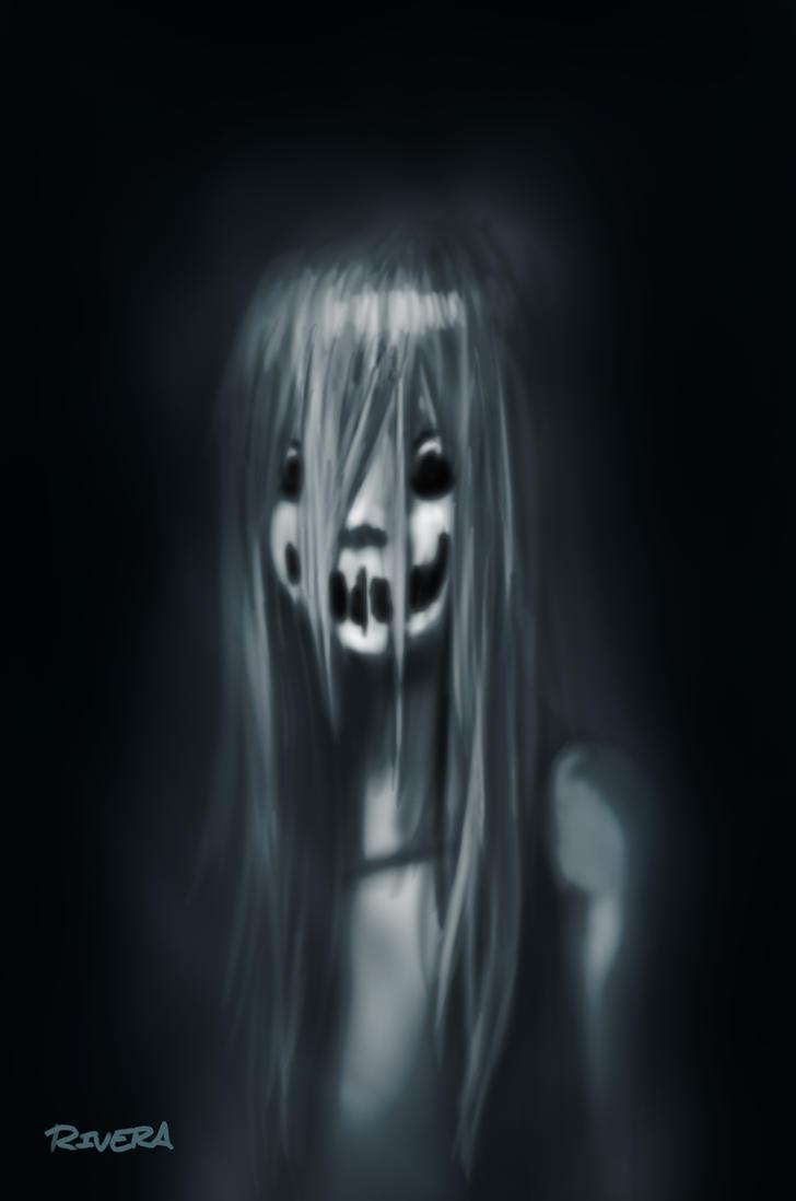 Black Eyed Child by Xemzero