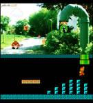 Super Mario - Parallel Worlds