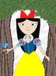 Isabella, aka Snow White