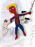 The Spectacular Spider-Jeremy!