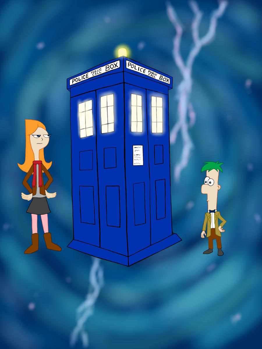 Come along, Candace...err, Pond! by Sprzout