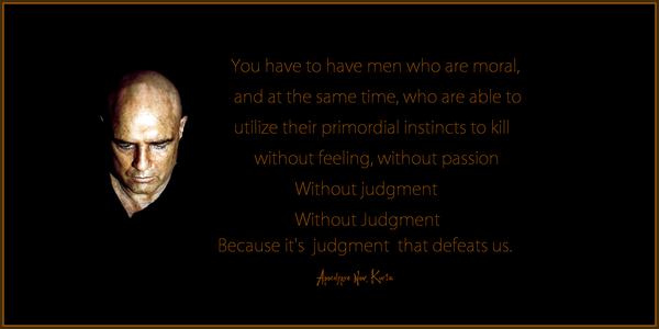 colonel kurtz quotes