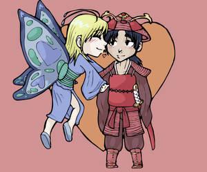 .o-Butterfly-o.