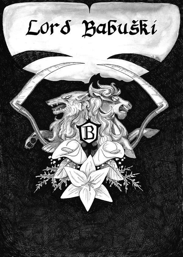 Lord Babuski cover by Tundradrix